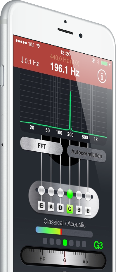 Simple Guitar Tuner on the App Store